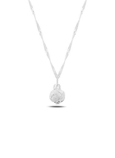 Söğütlü Silver Kolye Gümüş
